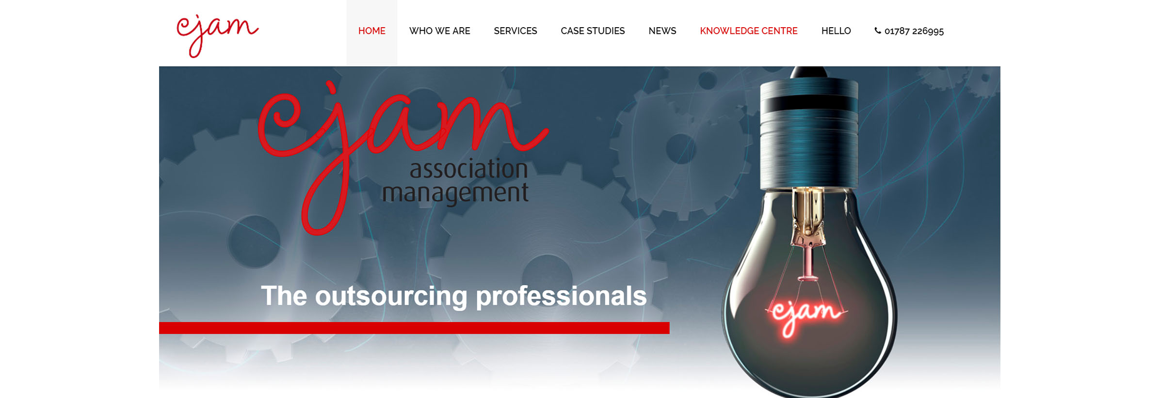 New CJAM Website Showcases Digital Expertise