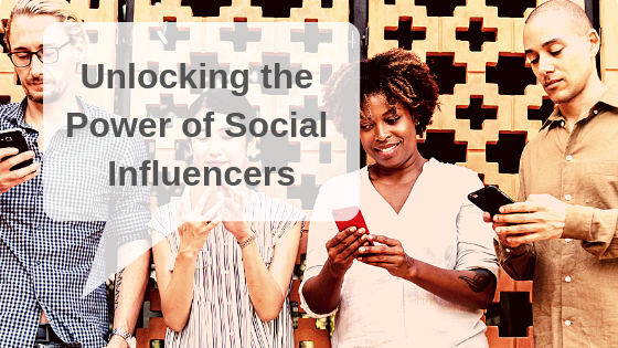 CharityComms – Unlocking The Power Of Social Influencers