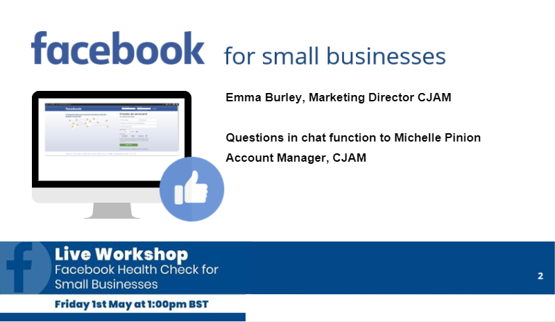 CJAM Hosts Bespoke Webinar To Upskill Client's Members