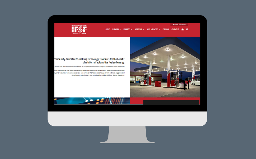 Membership Website IFSF CJAM Launches New Website