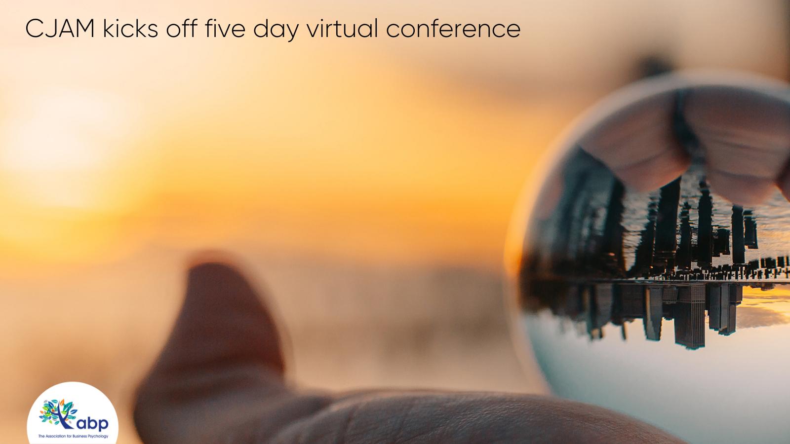 CJAM Kicks Of Five Day Virtual Conference