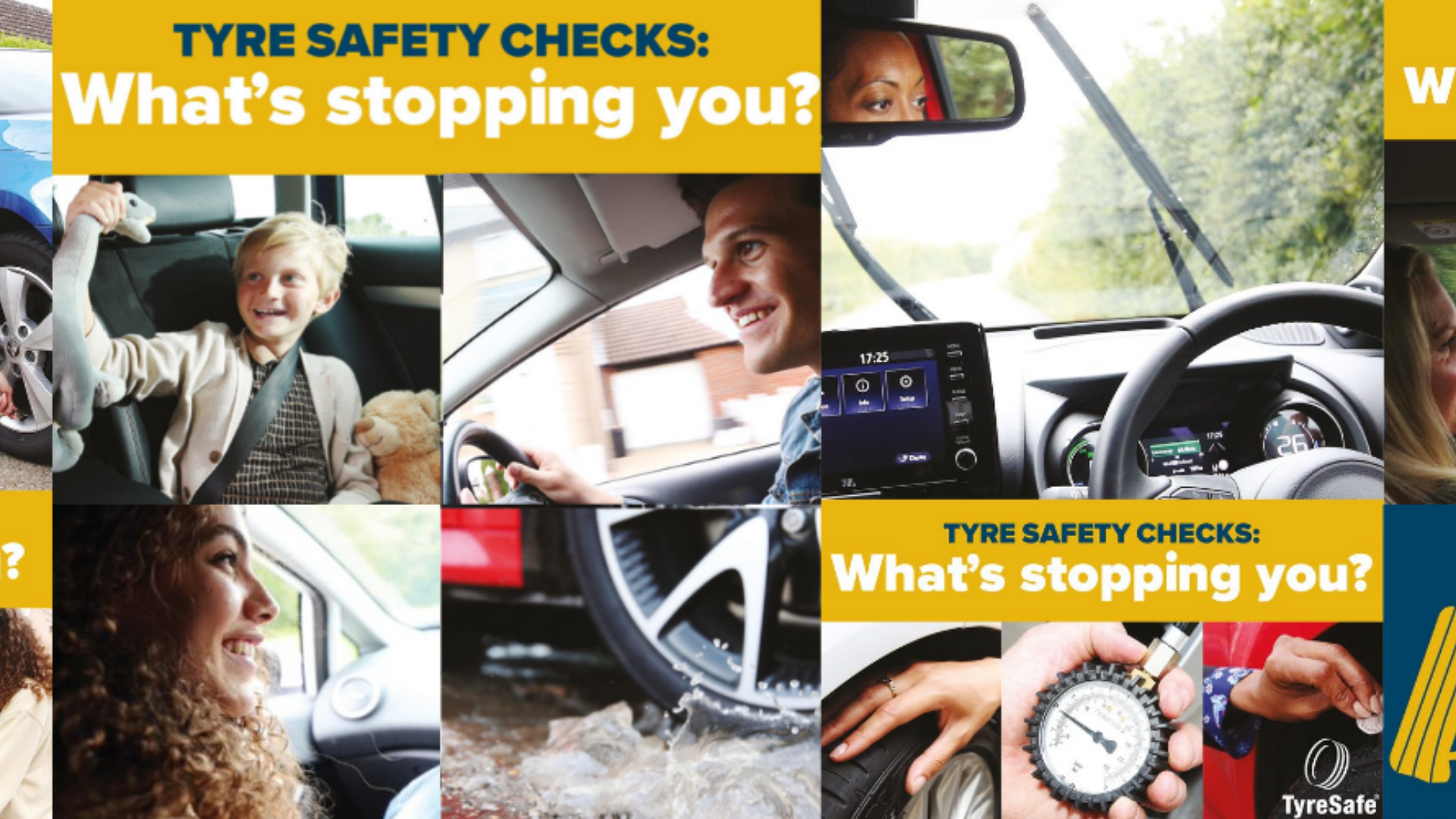 Tyre Safety Month Campaign